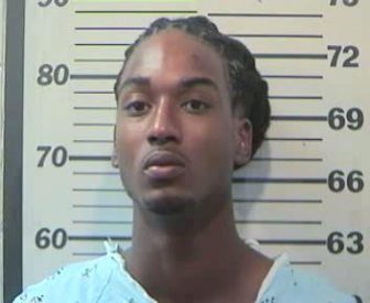 Gerald Hale, 26, was arrested Aug.14 in connection to a shooting in Mobile's downtown entertainment district. (MCSO)