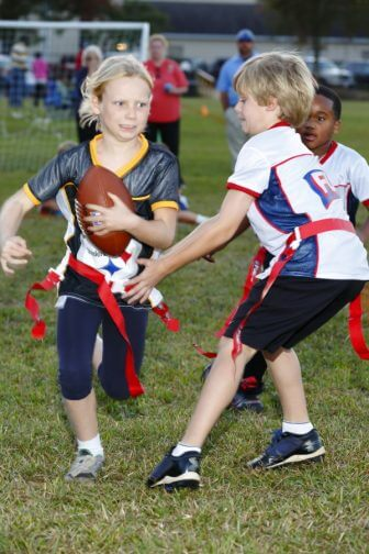 (Photos | Courtesy of the Reese's Senior Bowl) The Reese's Senior Bowl, in partnership with the the Foley Sports Tourism Complex, will introduce NFL Flag Football to Baldwin County this fall.