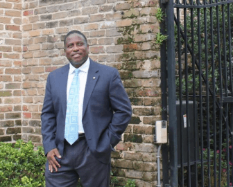 Former Prichard Police Chief Jimmie Gardner has successfully pulled incumbent Troy Ephriam into a runoff election for his mayoral seat. (Facebook)