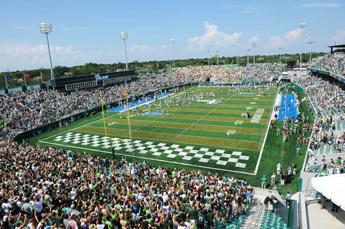 (Courtesy of Tulane University) Yulman Stadium