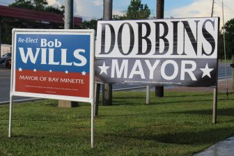 Mayor Robert Wills will face a challenge from Sonny Dobbins during an Aug. 23 municipal election in Bay Minette. (Jason Johnson)