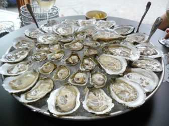 (Photo | Facebook) The Hangout Oyster Cook-off features boutique oysters on the half-shell as well as dozens of cooked recipes from celebrity chefs and local restaurants Nov. 4-5 in Gulf Shores.