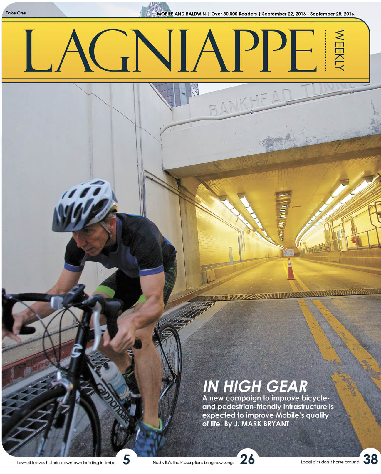 Lagniappe: September 22 – September 28, 2016