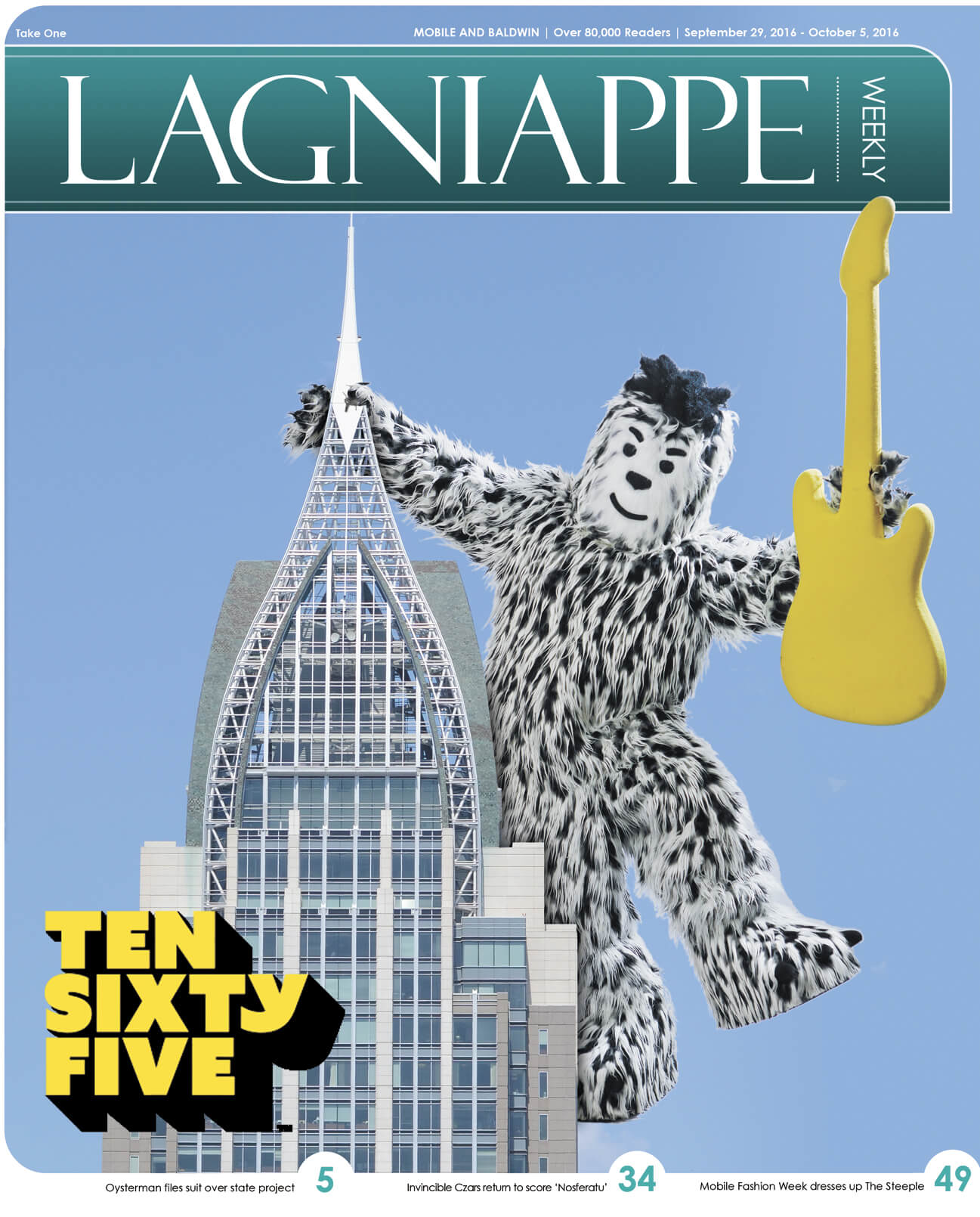 Lagniappe: September 29 – October 5, 2016