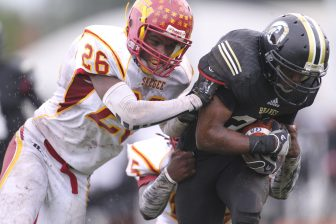 (Photo   Courtesy of Tuskegee University) Mobile native Jonah McCutcheon of Tuskegee University, an All-American defensive back who played at B.C. Rain High School, will play in the 5th Quarter Classic at Ladd-Peebles Stadium this weekend.