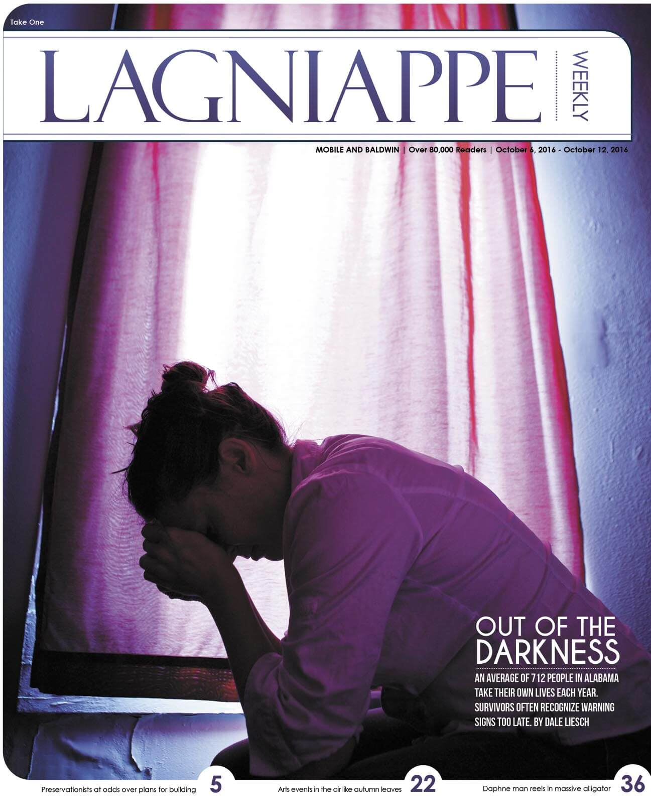 Lagniappe: October 6 – October 12, 2016