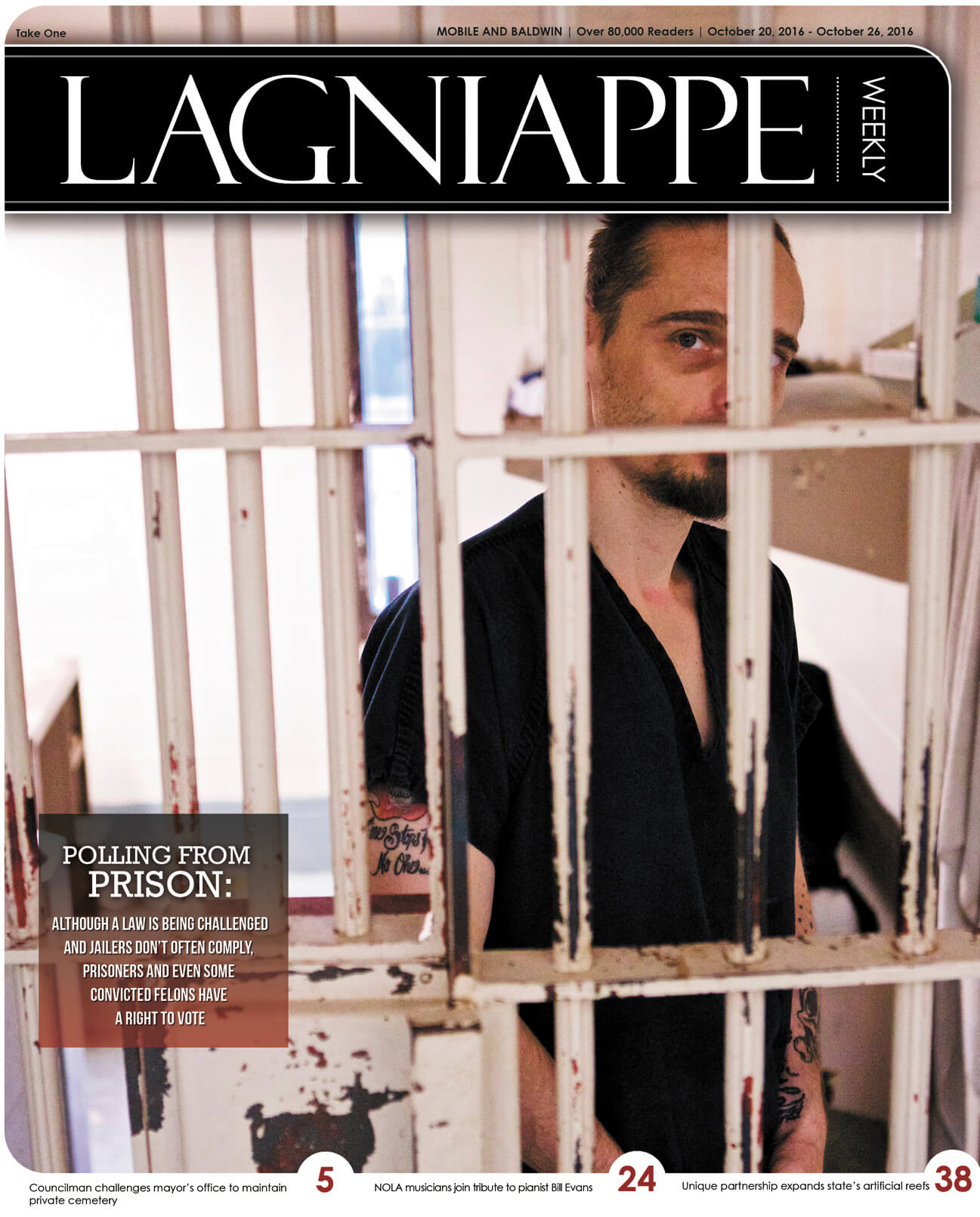 Lagniappe: October 20 – October 26, 2016