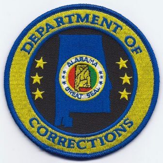 The Alabama Department of Corrections.