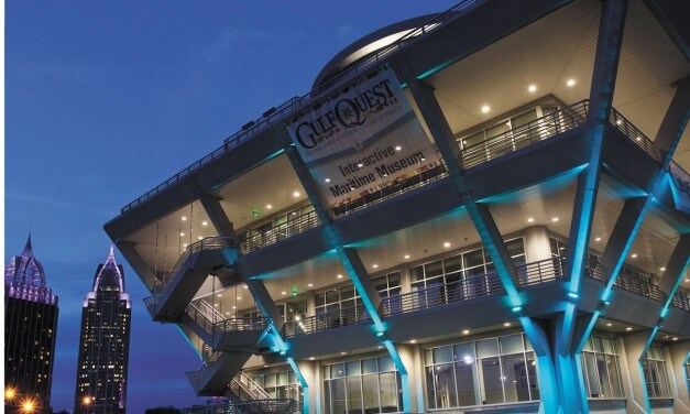 City takes over doomed GulfQuest