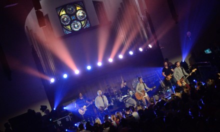 The Band Perry surprises audience at The Steeple