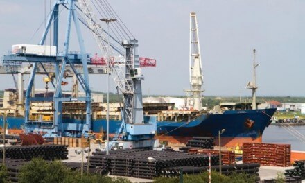 Bill to keep Mobile port open in limbo