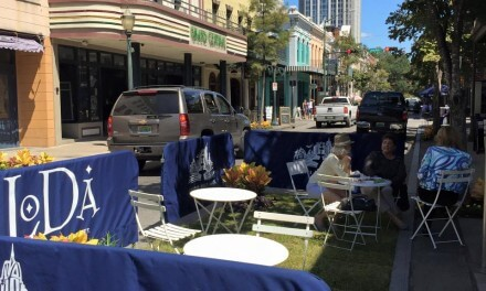 Downtown Mobile Alliance invites you to celebrate (PARK)ing Day after you vote