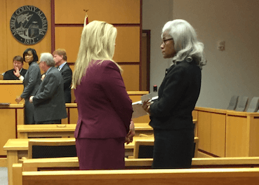 Ruling expected soon in district attorney's funding lawsuit