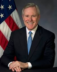 Ray Mabus, a former governor of Mississippi, was appointed Secretary of the United States Navy in 2009.