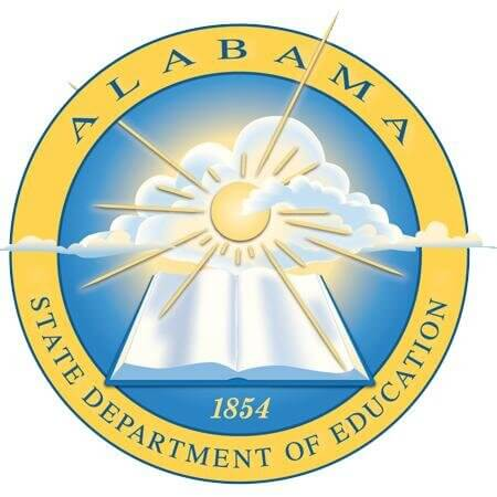 The Alabama State Department of Education.