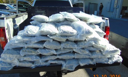 Baldwin deputies uncover 84 pounds of marijuana