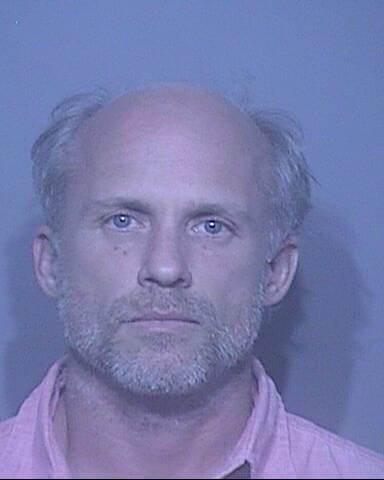 Daniel Oehl, 45 of Florida, was arrested with more than 100 pounds of marijuana while traveling through Baldwin County Nov. 30. (BCSO)