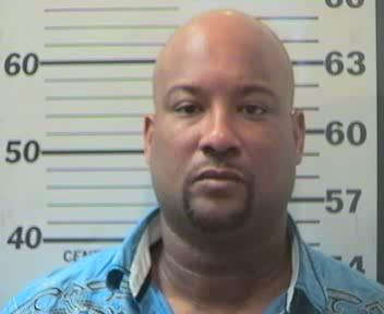 Terrence McClendon, 37 of Moss Point, Miss., was arrested in Mobile for trafficking cocaine Dec. 6. (Mobile Metro Jail)