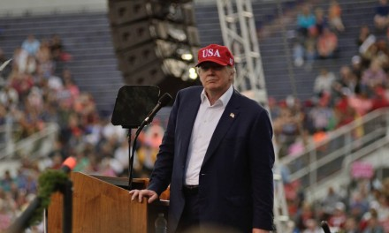 President-elect Donald Trump returns to Mobile