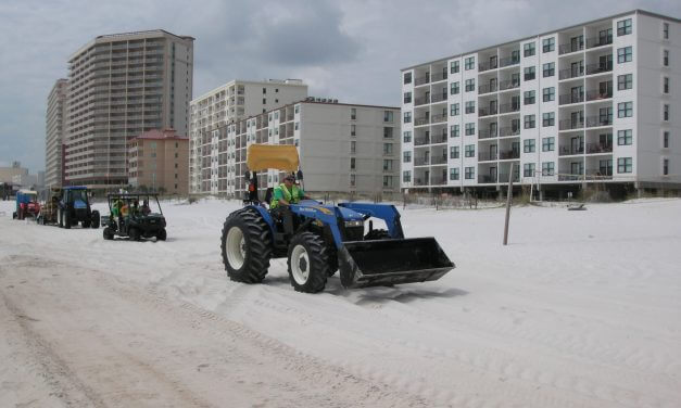 Gulf Shores announces $4.4M in beach district improvements