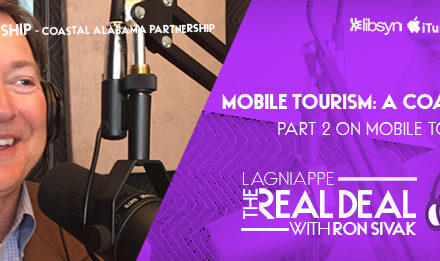 REAL DEAL PODCAST Episode 16 – Mobile tourism: a coastal view