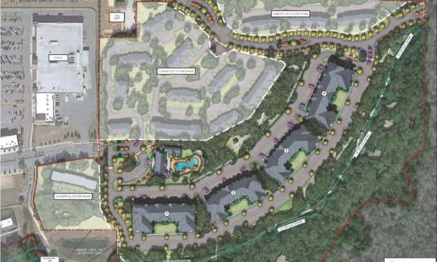 Controversial Fly Creek apartments get extension