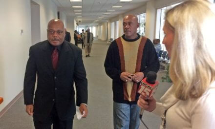 Exonerated death row inmate names city, state defendants in civil suit