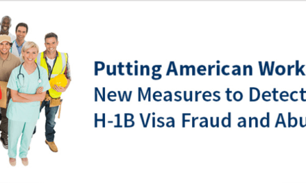 Businesses 'anxious' over possible H-1B changes