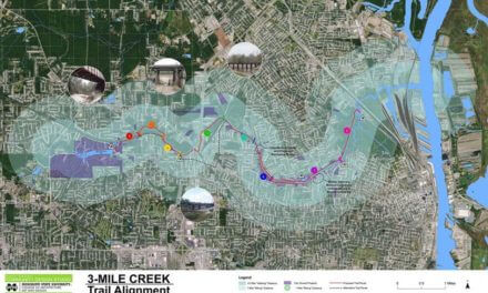 Mobile City Council to vote on creek greenway contracts next week