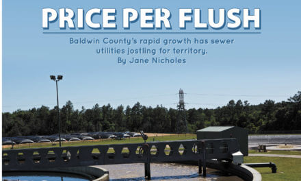 Baldwin County Sewer Service serves growth markets