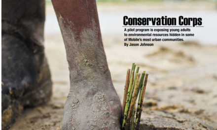 Out here:  A new kind of conservationist