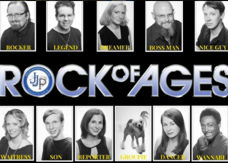 Hair metal comes to JJP in 'Rock of Ages'