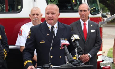 Mark Sealy officially becomes MFRD chief