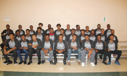 Presenting the 37th annual Le Beautillion Militaire