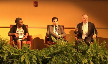 Chamber forum discusses Trump trade policies