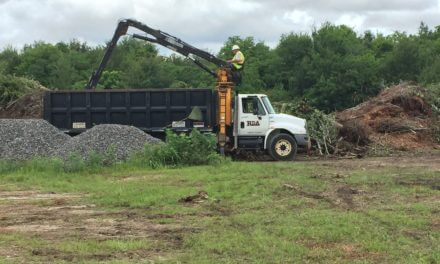Alabama Power, city team up to recycle tree limbs