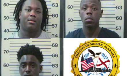 Teens arrested on Facebook Live in Mobile