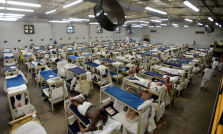 State begins financial negotiations with proposed private prison contractors