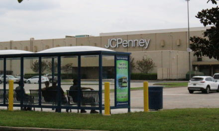 Mall moves bus stop farther from entrance, angering transit advocate