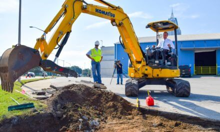 City begins construction on Water Street transformation