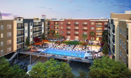 Groundbreaking today for 'downtown's largest residential development in 50 years'
