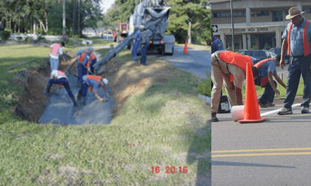 County splits engineering, public works functions