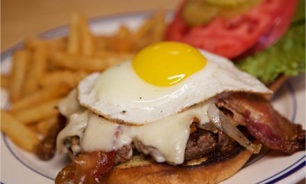 Looking for lunch downtown? Mama's has it