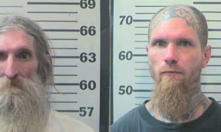 Father, son accused of trading meth for stolen goods