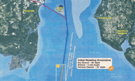 Corps could move dredge disposal closer to Dauphin Island