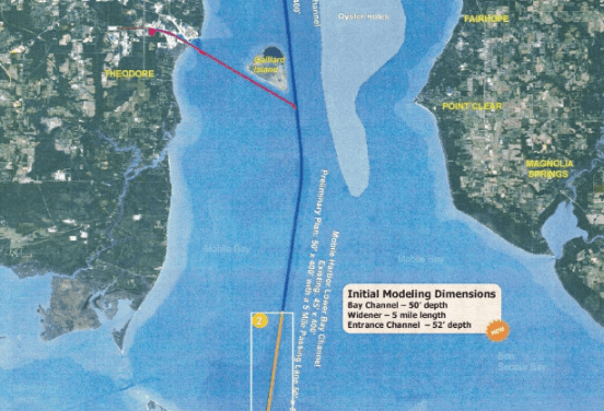 Corps of Engineers looks at expanding dredge disposal area