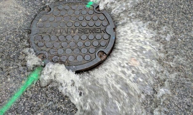 Rains from Barry cause sewage spills in Baldwin, Mobile