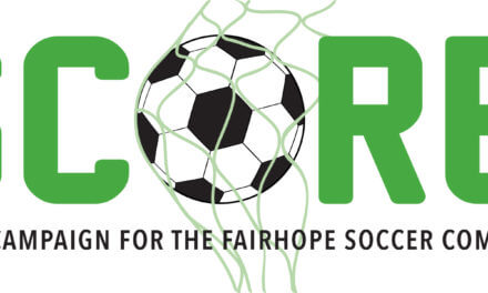Fairhope Soccer Club campaigning for field amenities