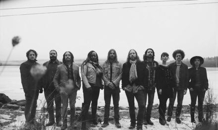 An evening with The Magpie Salute