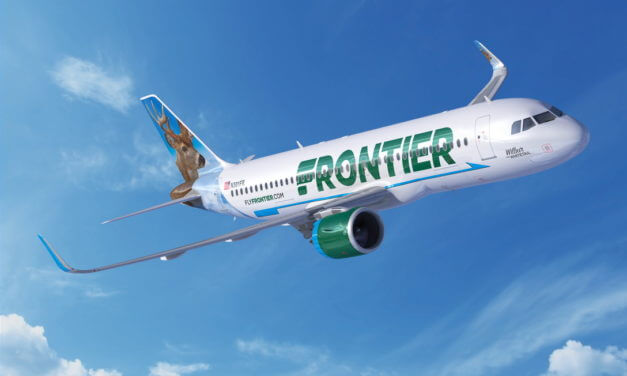 Frontier Airlines to leave Mobile in April